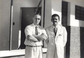 Elvio Dalla Nora e Manuel de Hollanda, fundam a Dalla Nora Hollanda Engenharia e Construção Civil.